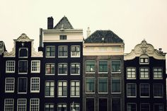 Amsterdam. Larry & I opened a Bed & Breakfast on Prince Hyndrakade Street.