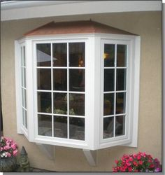 An Elegant Gently Arched Bow Window Can Make Your Home