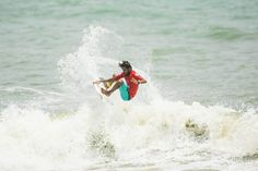 Day 3 is full swing with the finals underway at the @indianopenofsurfing  Pic : Adrian John @aj_adrianjohn  #iosurfing2017 #surf #surfersparadise #beach #beachbody #india #mangalore #neilproductions