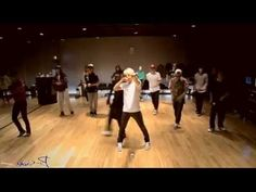 Big Bang - Fantastic Baby mirrored Dance Practice - YouTube