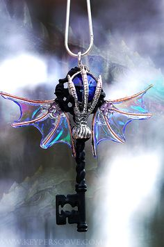 Dragon Holder Key by KeypersCove on DeviantArt