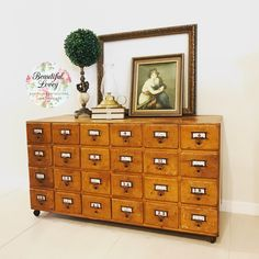 A personal favourite from my Etsy shop https://www.etsy.com/au/listing/510105135/catalogue-drawers-vintage-drawers