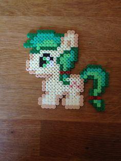 Apple fritter. My little pony. Bead pattern.