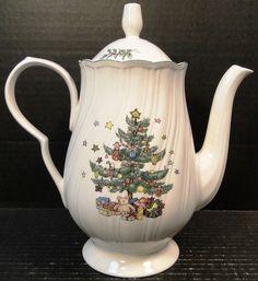 Nikko Tableware Coffee Pot