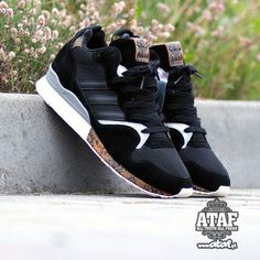 adidas Originals ZXZ 930 – Black Snake Skin