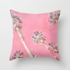 Buy Sunset Palms by Lisa Argyropoulos as a high quality Throw Pillow. Worldwide shipping available at Society6.com. Just one of millions of products…