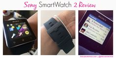 Sony SmartWatch 2 Review #tech #gadgets