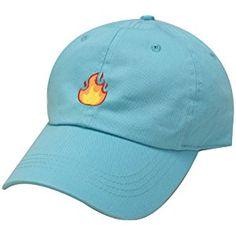 City Hunter C104 Fire Cotton Baseball Dad Cap 18 Colors