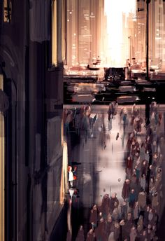 The invisible girl. by PascalCampion.deviantart.com on @deviantART