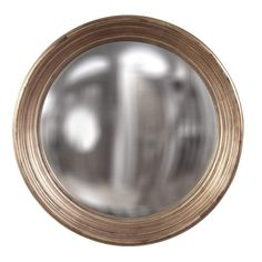 Howard Elliott Silas Silver Mirror - Large 34H x 34W x 4D - 56134