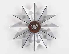 Flock of Butterflies Clock 1955 by George Nelson for Vitra