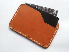 e5f3c96cc2625 SALE - BLACK FRIDAY Etsy - Leather Card Holder