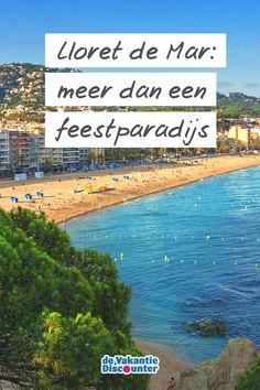 Bij Lloret de Mar denk je al gauw aan feestende jongeren… Maar wist je dat de Spaanse badplaats aan de Costa Brava ook veel te bieden heeft als je niét van uitgaan houdt? We laten je in deze blogpost graag de andere kant van Lloret de Mar zien!