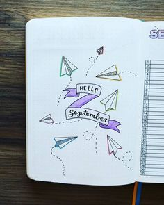 month cover #bulletjournal #bujo