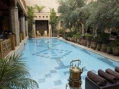 La Maison Arabe (Marrakech, Morocco) - ELEGANT, COOKING CLASSES, POOL, COUNTRY CLUB ACCESS