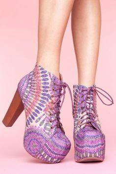 Maffe schoenen