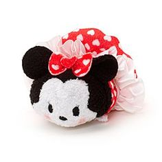 Disney Minnie Mouse Valentine's Day Tsum Tsum Soft Toy | Disney StoreMinnie Mouse Valentine's Day Tsum Tsum Soft Toy - Our Minnie Mouse Tsum Tsum mini soft toy is colourful and stackable. This cute concept from Japan offers a quirky version of Minnie Mouse in a Valentine's Day theme, with 3D details and a squeezy bean bag tummy.