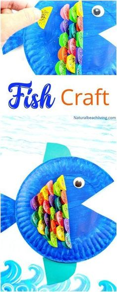 >>>Cheap Sale OFF! >>>Visit>> The Cutest Paper Plate Fish Craft The Rainbow Fish Craft Activity for Kids Under the Sea Preschool Theme Paper Plate Crafts Ocean Craft Easy Craft idea Preschool Art, Craft Activities For Kids, Projects For Kids, Craft Ideas, Art Projects, Rainbow Crafts Preschool, Reading Activities, Easy Crafts For Toddlers, Arts And Crafts For Kids Easy