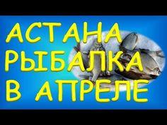 Жизнь в Казахстане.  Рыбалка  в Астане