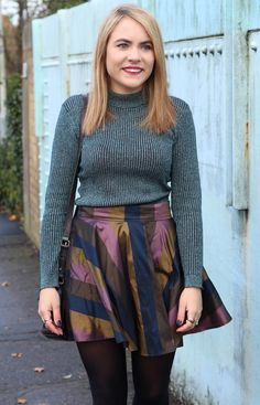 An Oxfam Party Skirt