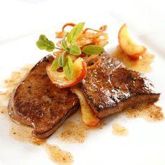 Foie de veau à la créole