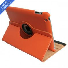 iPad cover - Orange