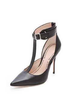 Elizabeth and James Ankle Cuff Pumps,