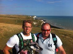 A hike across the with Blind Veterans UK. Blind, Hiking, Sports, Beautiful, Walks, Hs Sports, Trekking, Sport, Hill Walking