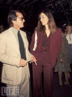 Jack and Anjelica 1977