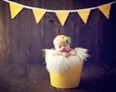 Baby Photos. Beautiful poses, props and ideas. I love the little boy with the tie and suspenders!