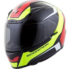 Sportbike Track Gear - Scorpion EXO-R2000 Dispatch Helmet, $211.58 (http://www.sportbiketrackgear.com/scorpion-exo-r2000-dispatch-helmet/)