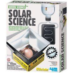 Green Science, Solar Science, Multicolor