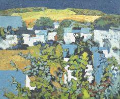 John Elwyn, Welsh landscape