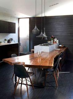 modern kitchen bar design ideas