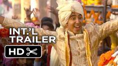 The Second Best Exotic Marigold Hotel Official UK Trailer #1 (2015) - De...