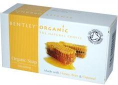 Bentley Organic soap