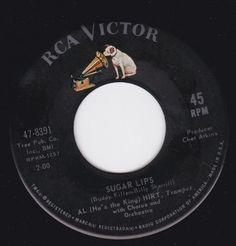 "Sugar Lips/Poupee Brisee (7""/45 rpm) RCA VICTOR http://www.amazon.com/dp/B00J7QMWNG/ref=cm_sw_r_pi_dp_fJsNvb0K0DR22"