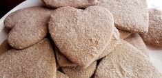 Polvorones (Mexican Cinnamon Cookies) Rolled Sugar Cookie Recipe, Butter Sugar Cookies, Cinnamon Sugar Cookies, Easy Sugar Cookies, Sugar Cookies Recipe, Baking Cookies, Mexican Cookies, Mexican Desserts, Dessert Recipes