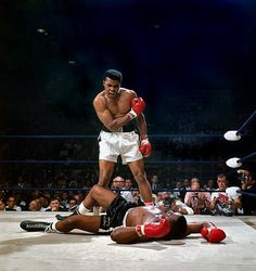 ali vs. liston - the phantom punch