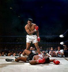 ali vs. liston - the phantom punch