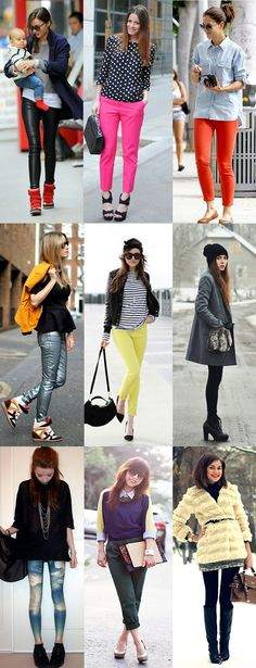 9 winter outfits