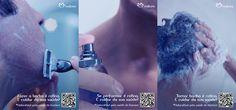 Peças finais de atividade – cliente: Natura / tema: Outubro Azul