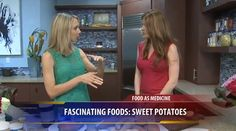 Check out Fascinating Foods: Sweet Potatoes! They help with sugar cravings and much more! #thewholejourney #twj