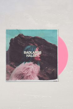 Halsey - Badlands UO Exclusive LP + MP3 - Urban Outfitters  #UOonCampus  #UOContest