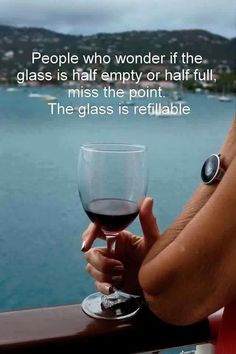 There are but a few truths in this world...thank goodness this is one of them! #WineMemes