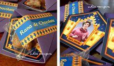Ranitas de chocolate Honeydukes - Harry Potter ::: Vuelta Manzana :::