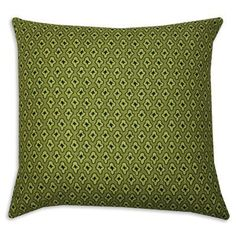 Chooty & Co Wesley Down Fiber Pillow in Palm