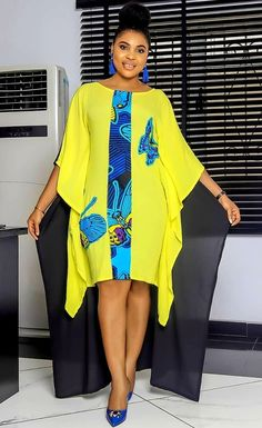 Long ankara dress gowns african style: Long stunning Ankara dress gowns Remilekun - African Styles for Ladies Ankara Short Gown Styles, Short African Dresses, Latest African Fashion Dresses, African Print Fashion, Africa Fashion, African Print Dresses, African Dress Designs, Ankara Dress Designs, Ankara Gowns