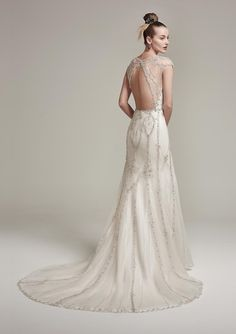 For every bride, there is a perfect wedding dress waiting to be discovered. it's all here at Maggie Sottero. your fairytale awaits. 2016 Wedding Dresses, Luxury Wedding Dress, Elegant Wedding Dress, Designer Wedding Dresses, Bridal Dresses, Wedding Gowns, Art Deco Wedding Dress, Trendy Wedding, How To Dress For A Wedding