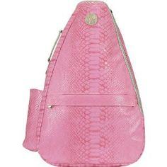 Love this tennis bag! Jet Pac Reptilian Grape Sling Tennis Bag